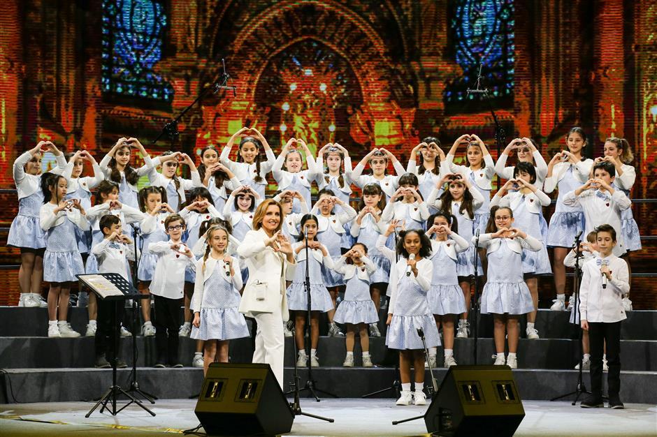 Italian childrens choir tour goes virtual