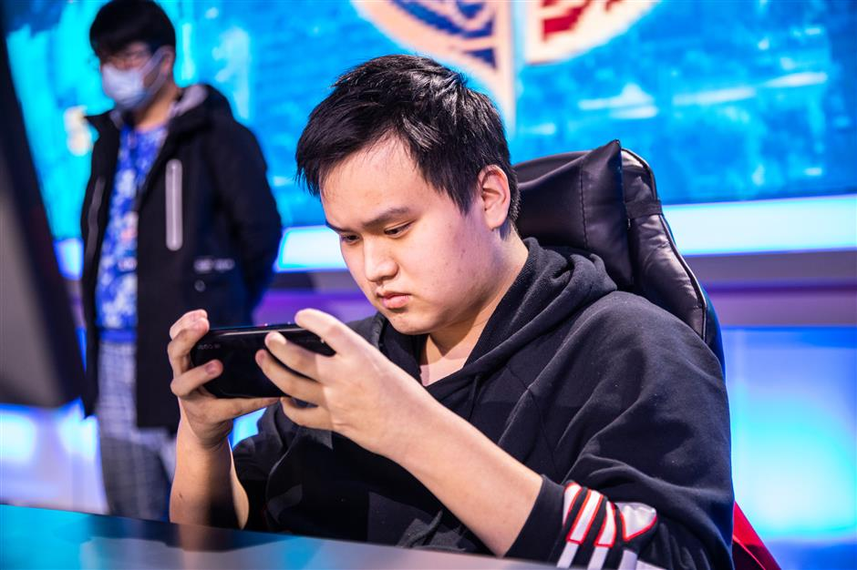 First amateur eSports contest wraps up in Putuo