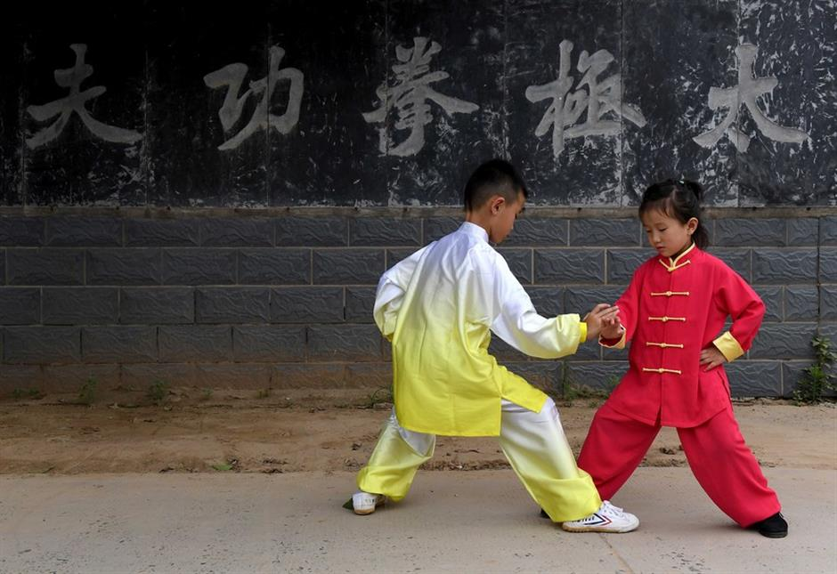 Taijiquan enshrined among Worlds Intangible Cultural Heritages
