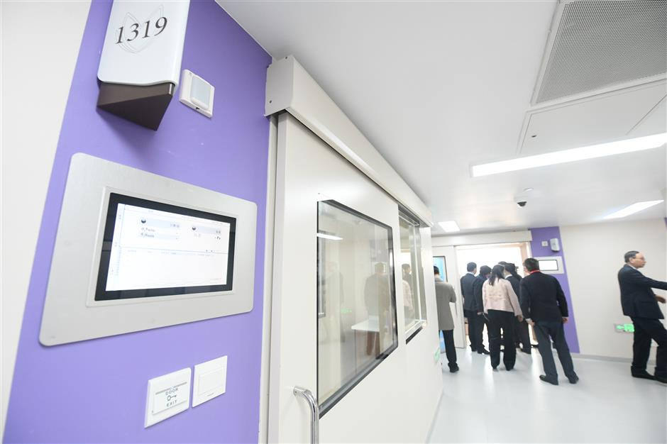 National translational medical facility unveiled in Shanghai
