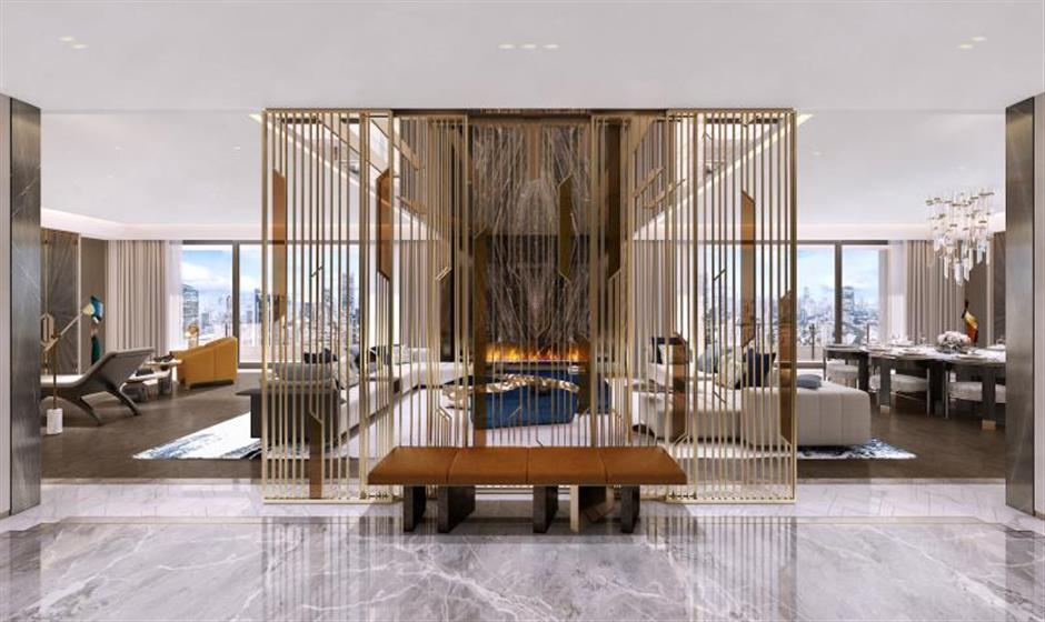 Brit architects feng shui approach to design