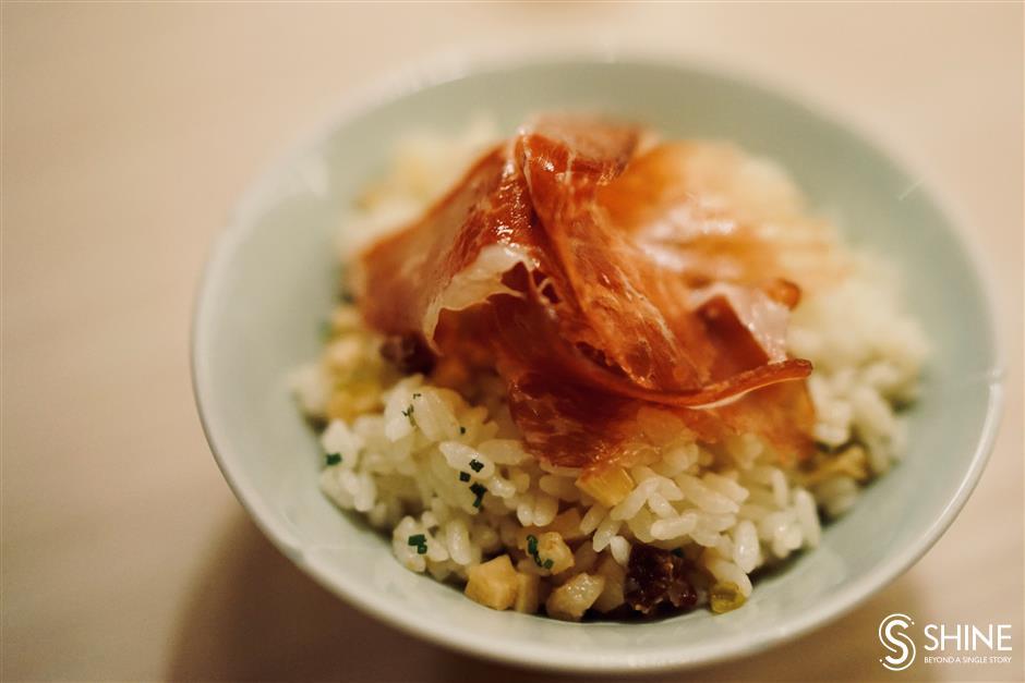 Chinese lunar calender gets a taste of fine dining