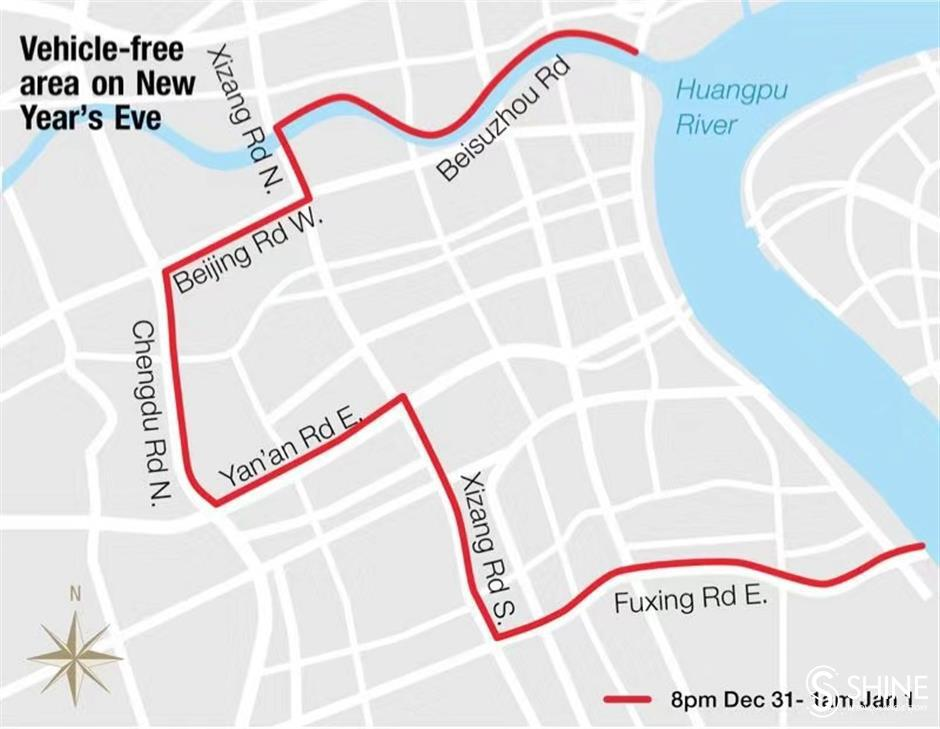 Police announce New Years Eve traffic ban