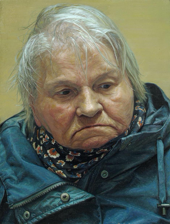 City painter wins prestigious international portrait award