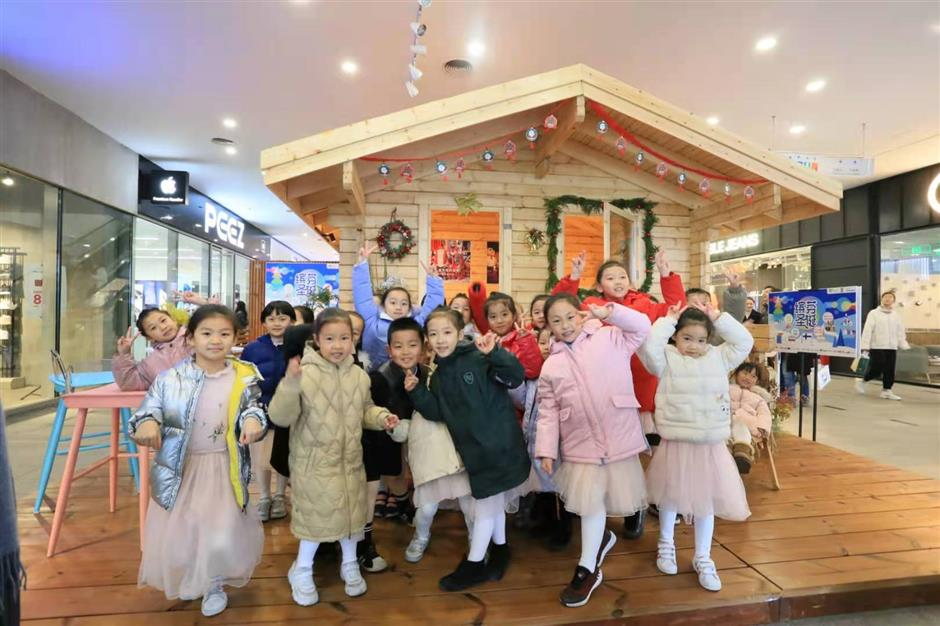 A bevy of fun availablein Jiading District