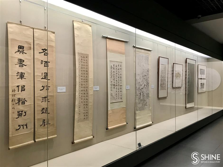 Work of a great Qing Dynasty scholar on show
