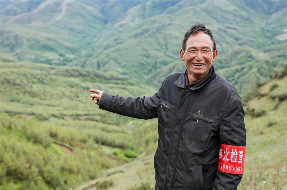 Novartis digs in to protect biodiversity in Sichuan Province