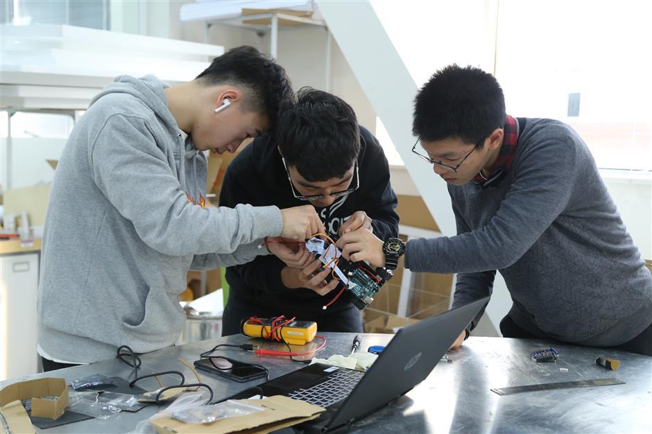 Local universities raising the roof of innovation