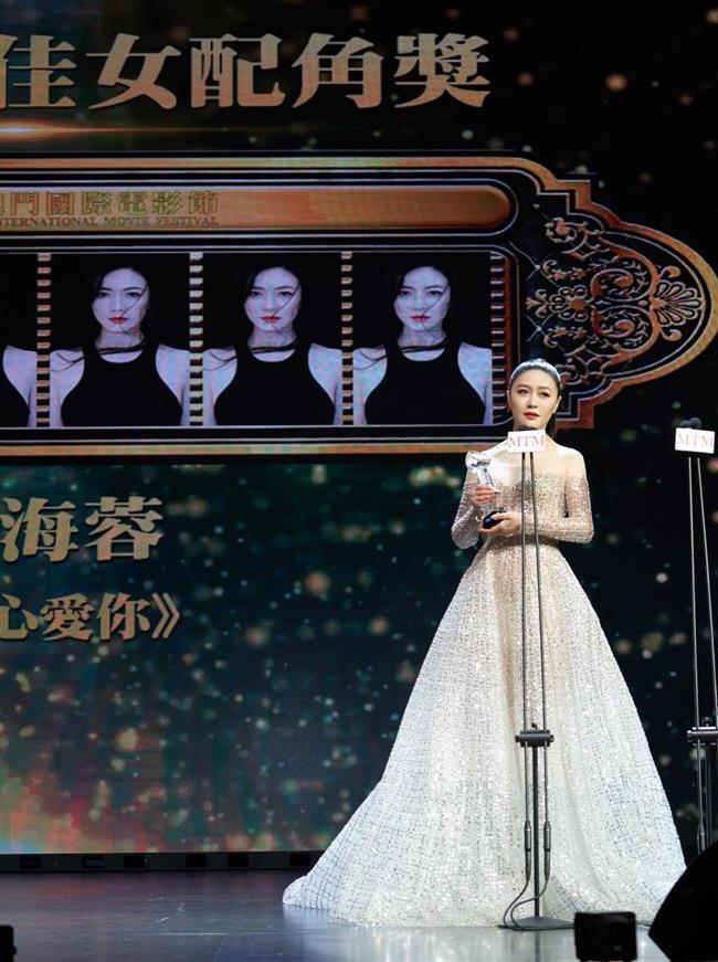 Actress Tians performance stuns Macau judges