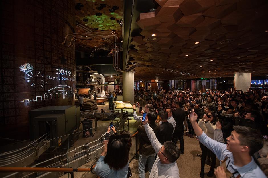 At 3, Starbucks Roastery still making a mark on food scene