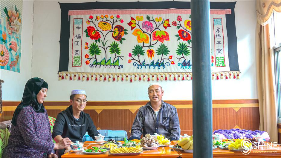 Lamb and the mighty spud: How foodhelped pull this Chinese county out of poverty