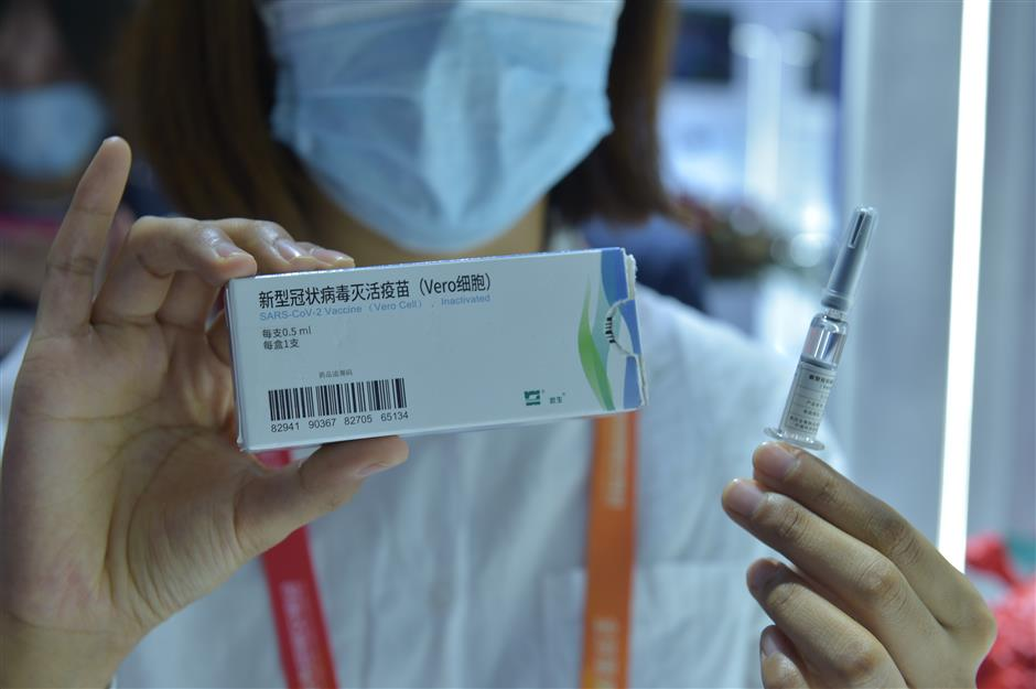 China approves self-developed COVID-19 vaccine
