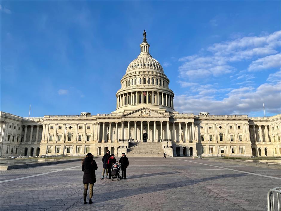 US Congress slaps Trump by overriding veto of defense bill