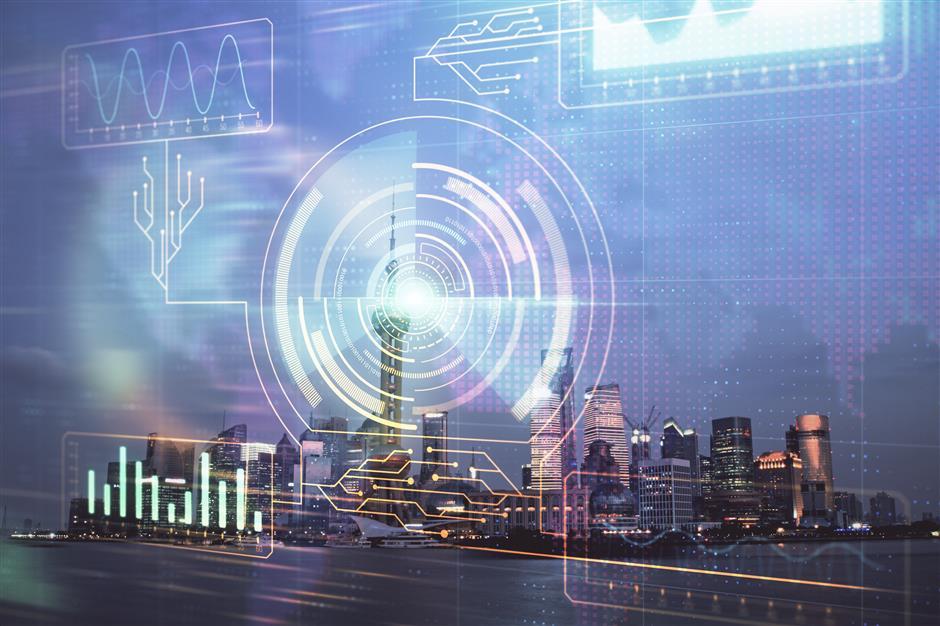 Shanghai detailsits digital ambition tasks