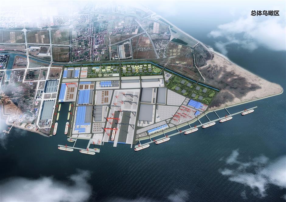 City ramping up shipbuilding capacity with new shipyard