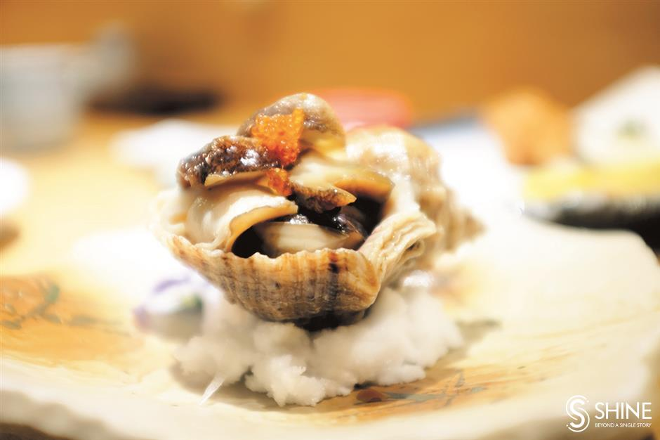 Chef Sanadas Hokkaido food for the soul