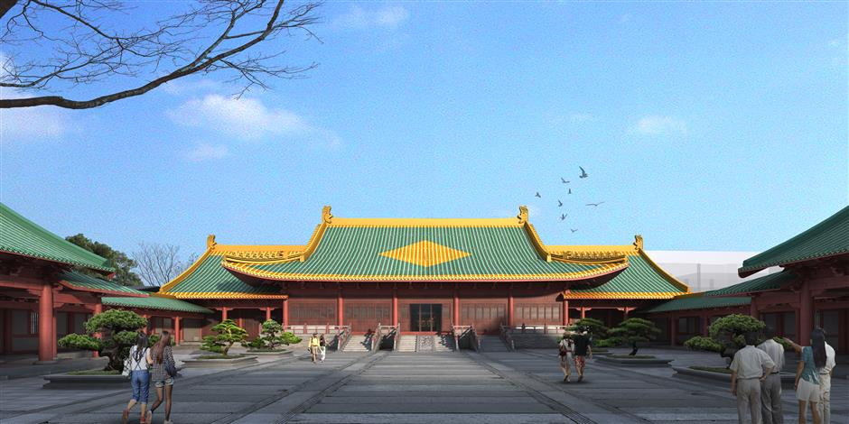 Restoring the glory of ancient Song Dynasty