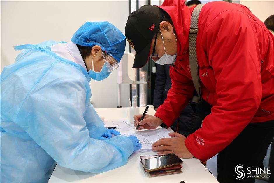 Citys travelers vaccinated for COVID-19