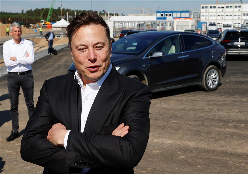 Brash billionaire: Tesla CEO Musk worlds wealthiest person
