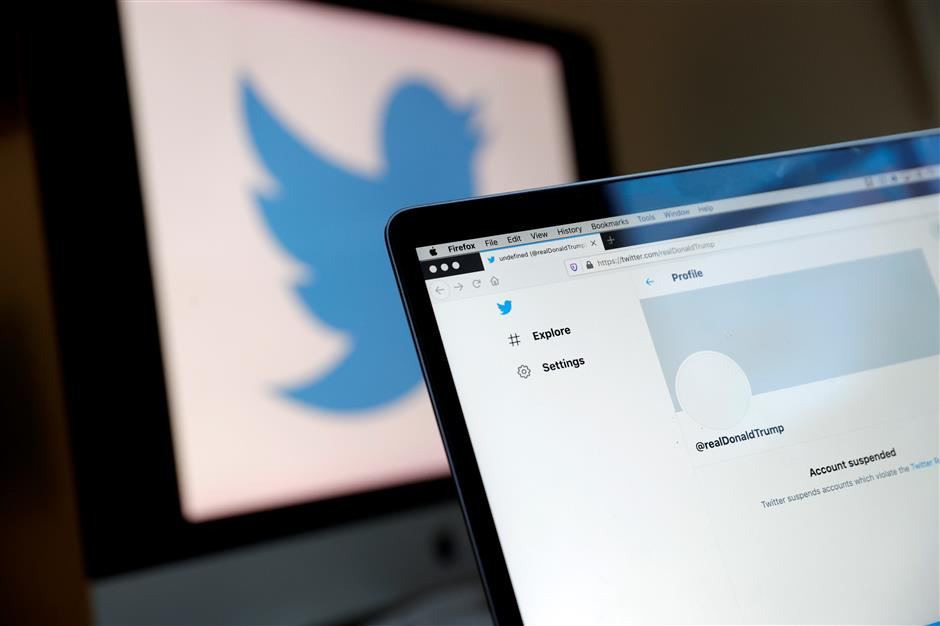 Twitter permanently suspends Trumps account, cites incitement of violence risk