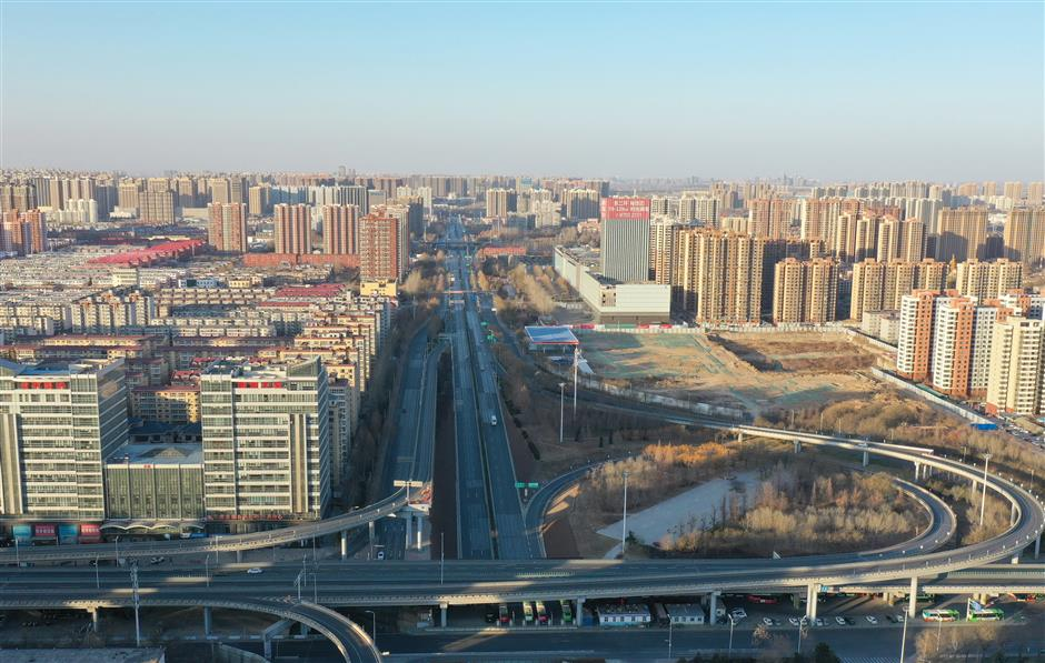 North China city Shijiazhuang to be locked down for 7 days