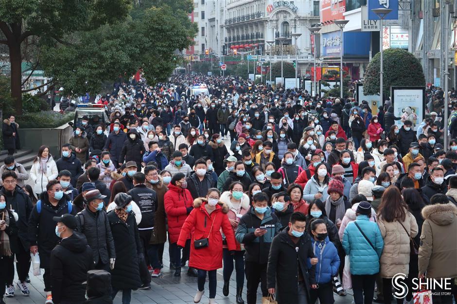 Shanghai tops Chinas super cities list
