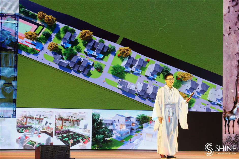 Designs for Shanghai villages are winners