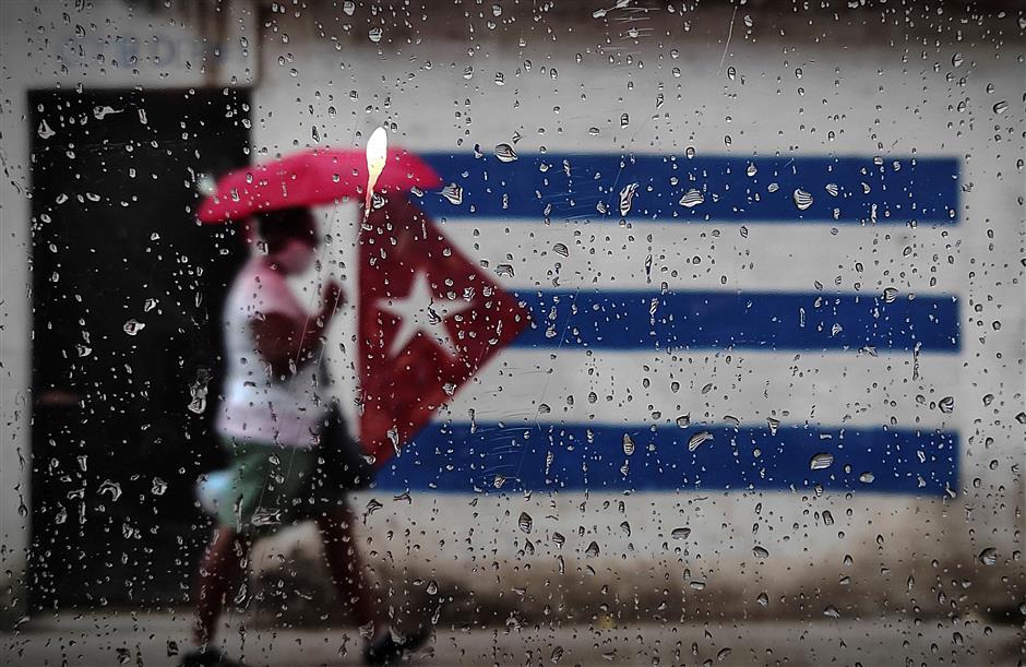 US designates Cuba a state sponsor of terrorism