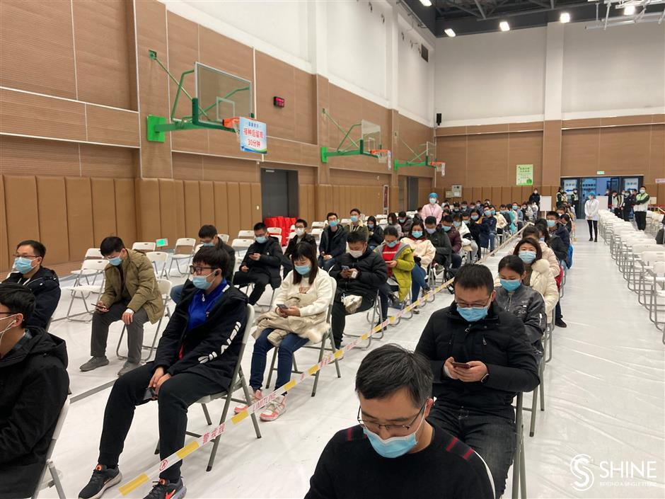 Almost 820,000 people vaccinated in city