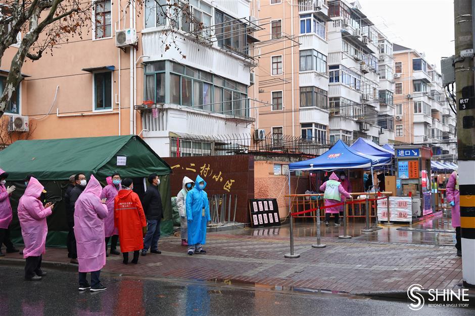 Baoshan community added to medium-risk list