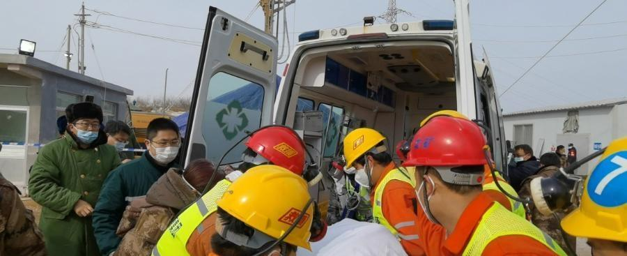 3 more miners rescued from east China gold mine