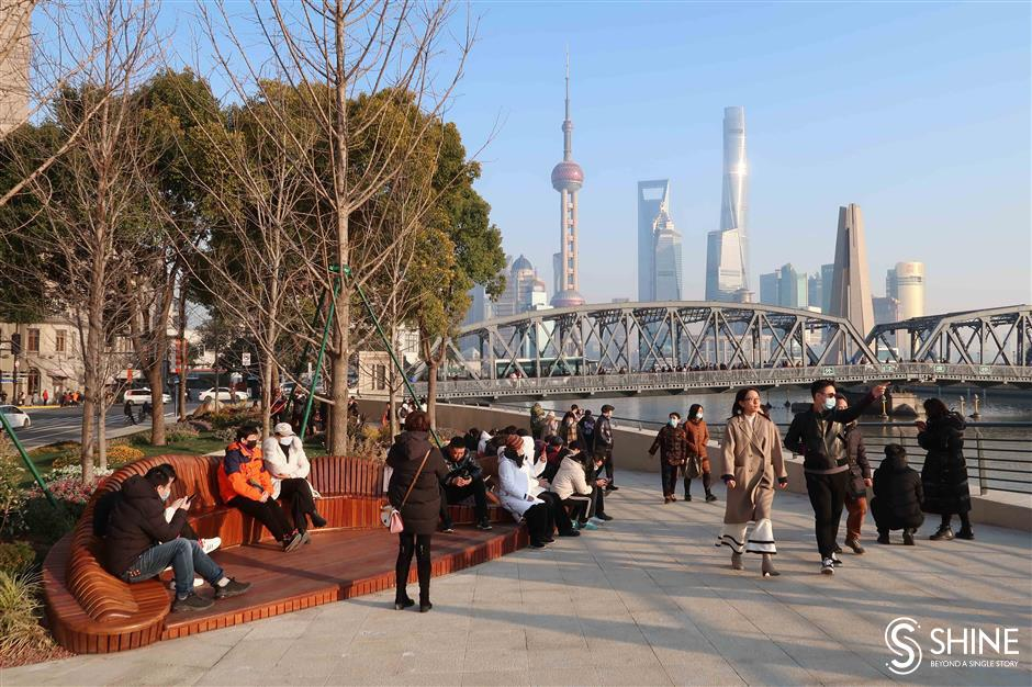 A smart, vigorous, green city in the making