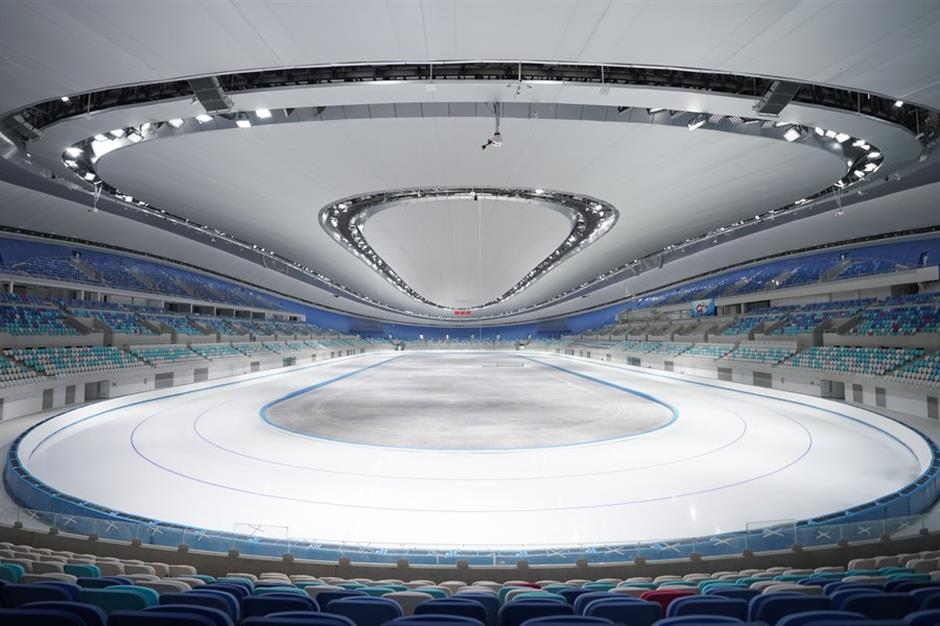 Cutting-edge technology prepares Chinese athletes for Winter Olympics