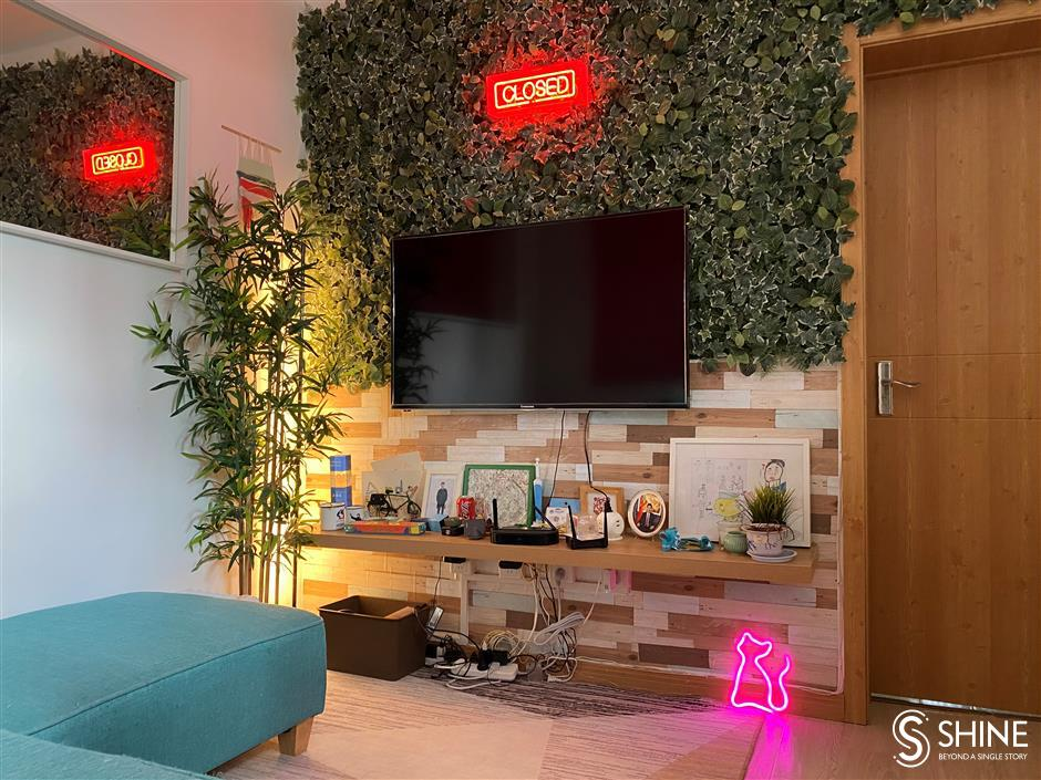 How to turn a lifeless apartment into your Home Sweet Shanghai