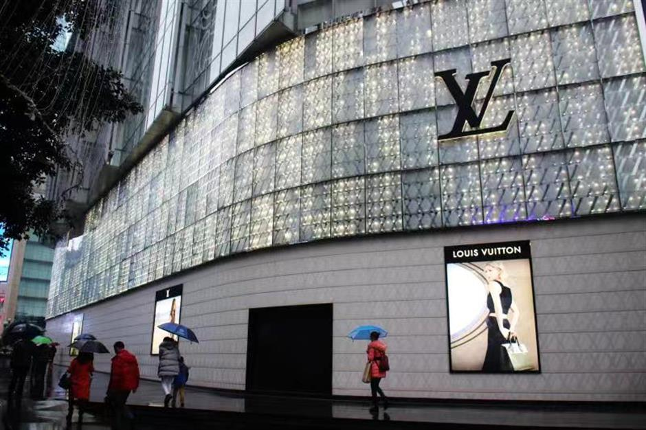 China wins a boost for international luxury brands