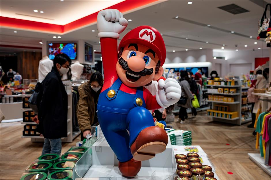 Pandemic payoff continues for Nintendo as profit soars