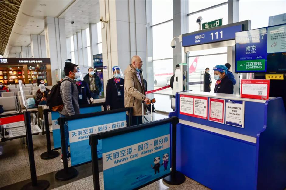 Airports adopt AI systems during pandemic