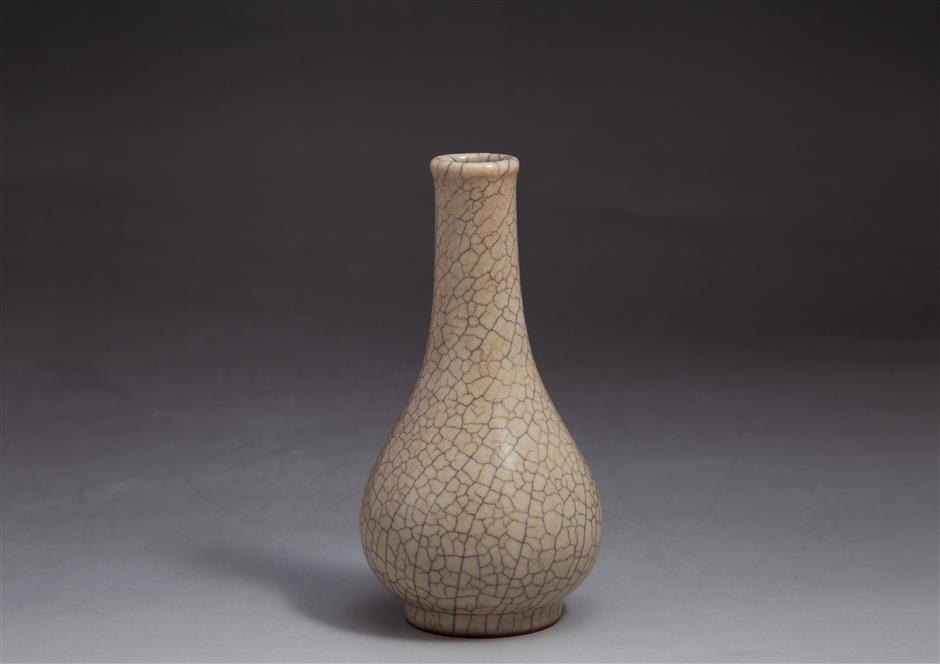 Song Dynasty porcelain shows their heyday