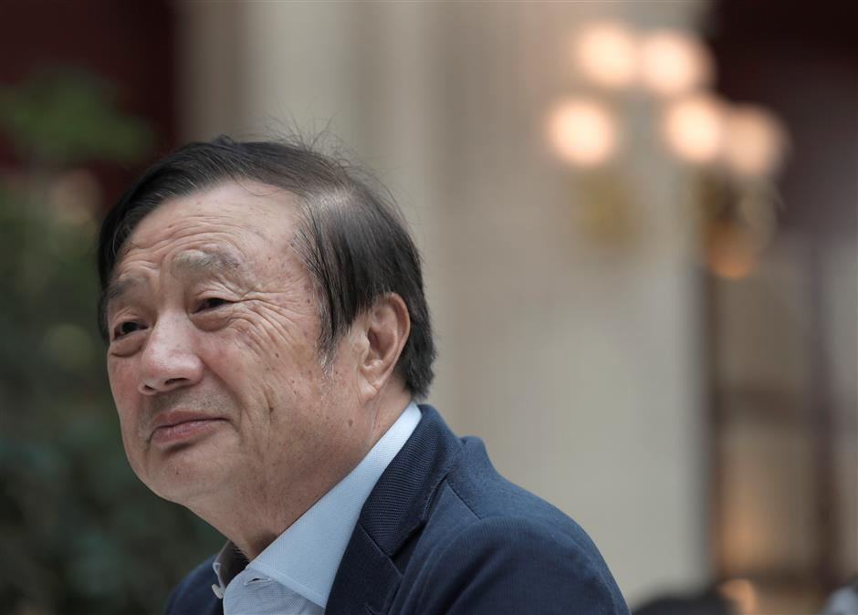Huawei founder issues mea culpa for trademark controversy
