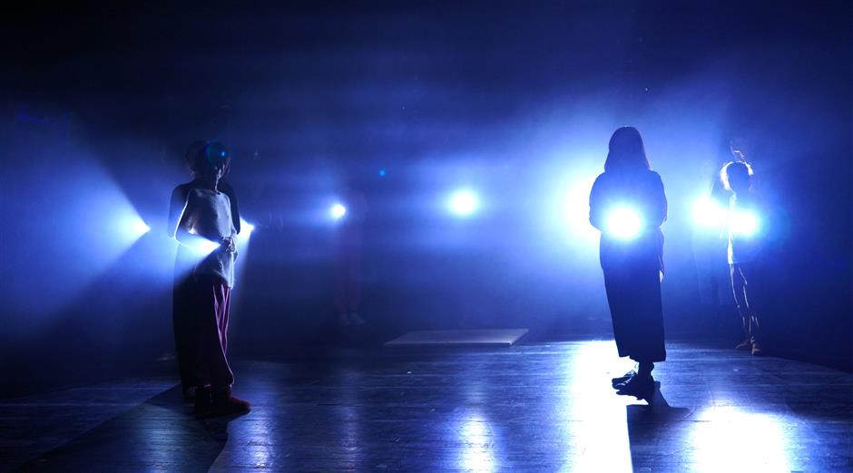 Amateur dance group shows us how we can all share our emotions