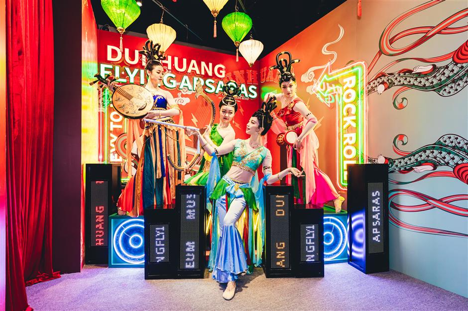 Dunhuang exhibition to celebrate Chinese New Year