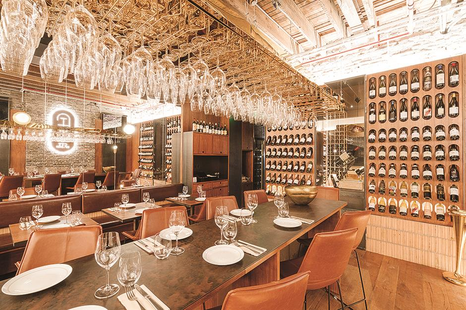 Classic French dining in a relaxed ambience