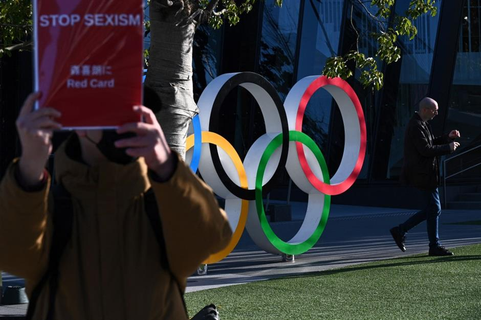 Tokyo Olympics panel starts search for new boss after sexism row: reports