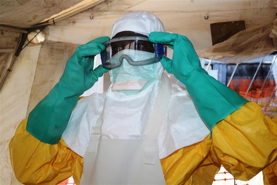 WHO to send Ebola vaccinations to Guinea