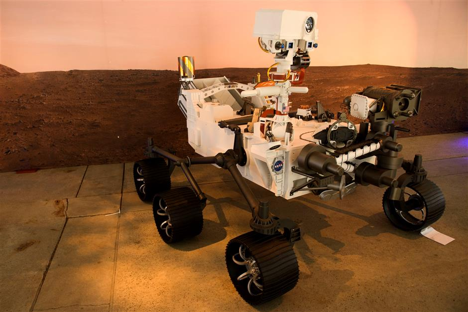 NASAs Perseverance rover ready to search for life on Mars