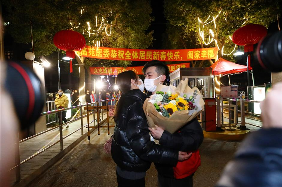 Shanghai now low-risk, outbreak under control