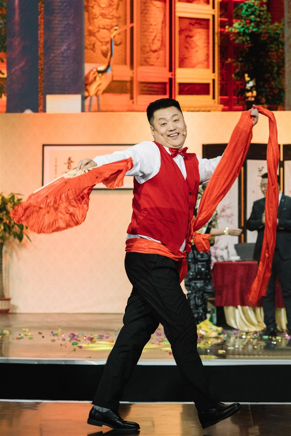 Variety program highlights roles of ordinary people