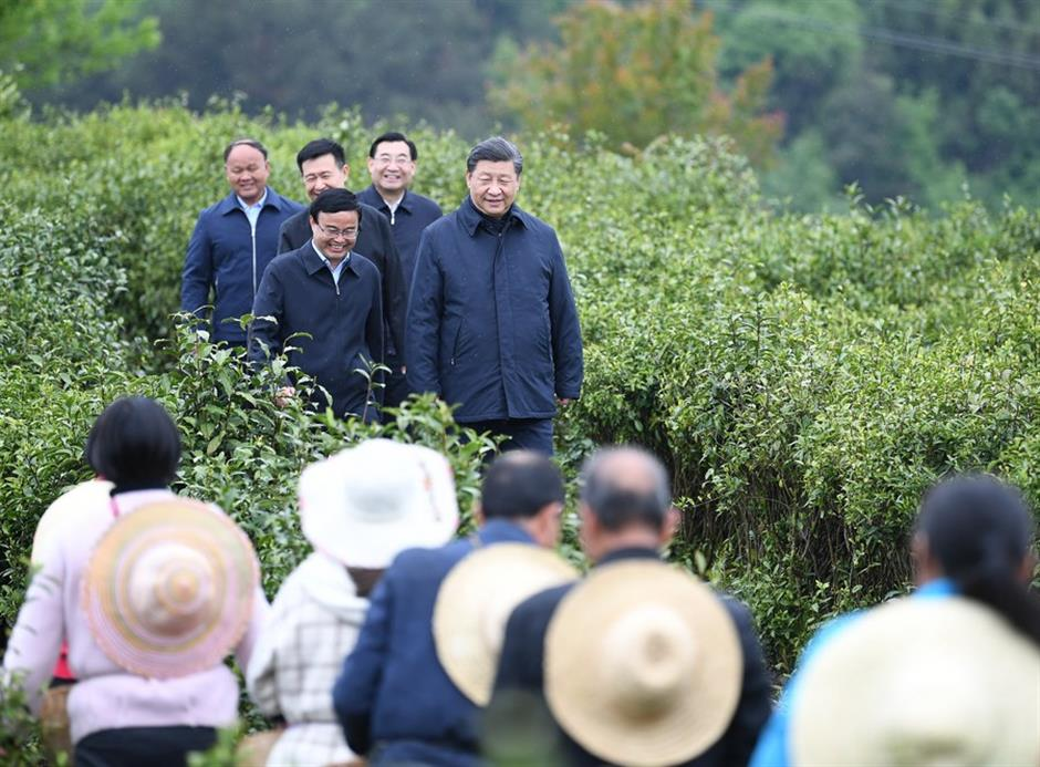 Xi declares complete victory in eradicating absolute poverty in China