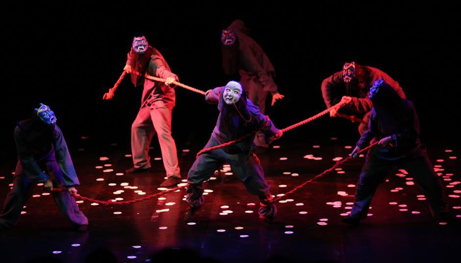 Aquatic makes a splash into ancient folk opera