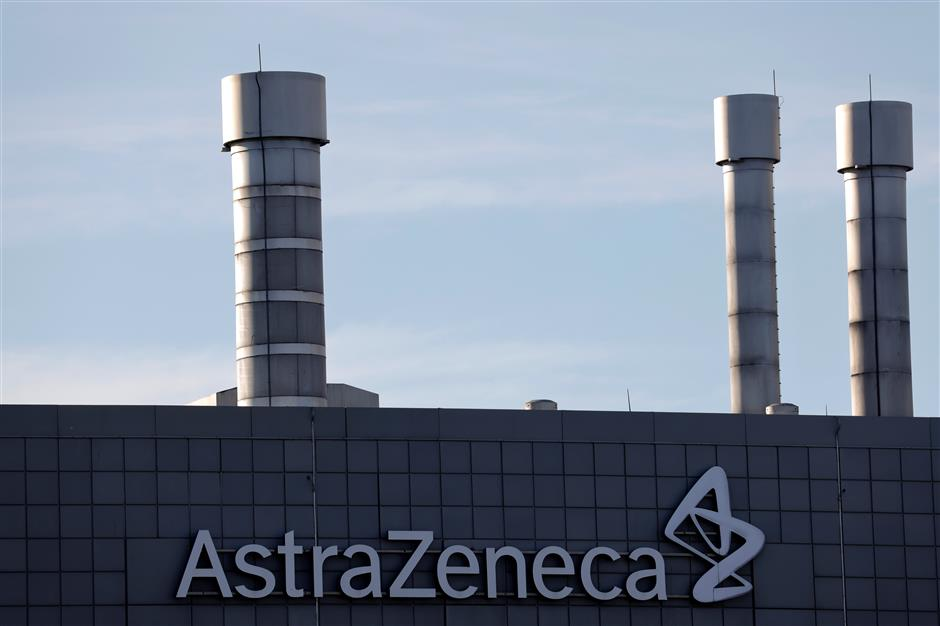 AstraZeneca battles shortfall in EU vaccinations